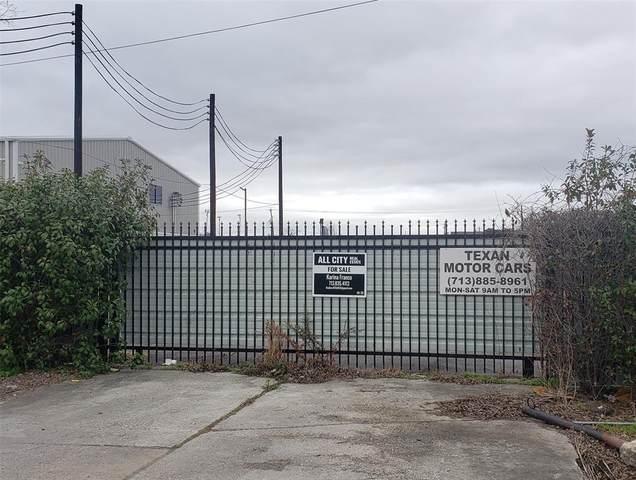 0 Osage Road, Houston, TX 77063 (MLS #82575103) :: The Sansone Group