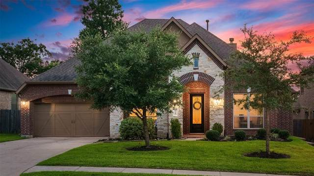 120 Owen Ridge Drive, Conroe, TX 77384 (MLS #82580305) :: The SOLD by George Team