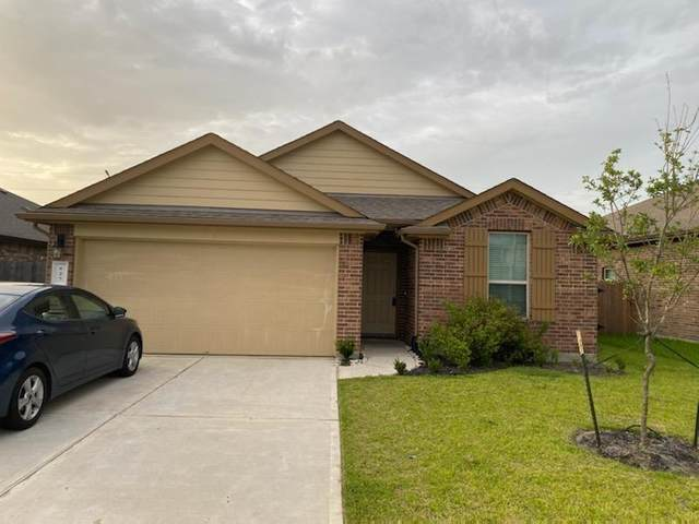 627 Harvest Bluff Drive, Rosharon, TX 77583 (MLS #82580839) :: The Heyl Group at Keller Williams