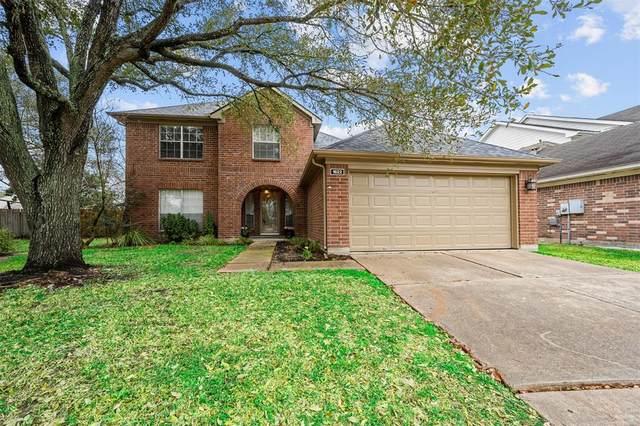 1622 Manor Drive, Rosenberg, TX 77471 (MLS #82584766) :: Lerner Realty Solutions