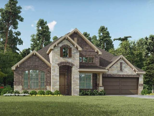 8735 Silver Crest Lane, Missouri City, TX 77459 (MLS #82595463) :: The SOLD by George Team