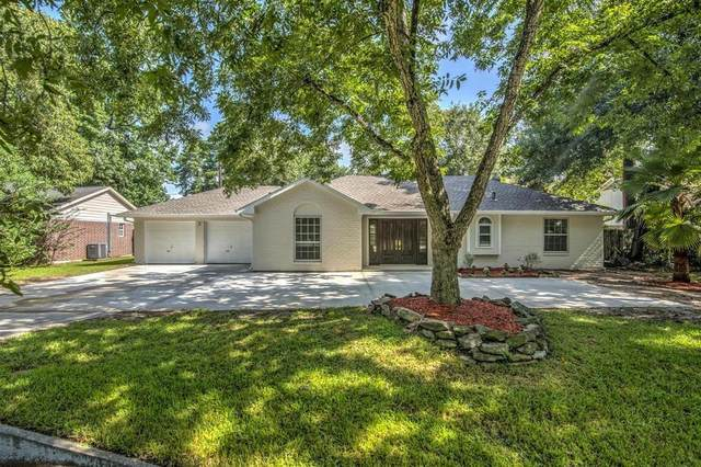 327 Gamewood Drive, Spring, TX 77386 (MLS #82602123) :: The Queen Team