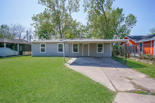 5130 Westover Street, Houston, TX 77033 (MLS #82603711) :: The Home Branch