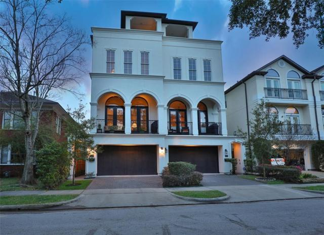 1303 W Bell Street, Houston, TX 77019 (MLS #82606952) :: The Sansone Group