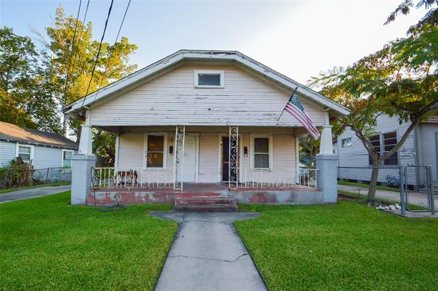 7414 Canal Street, Houston, TX 77011 (MLS #82608469) :: All Cities USA Realty