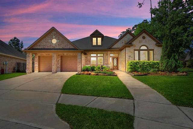 31907 Grove Park Court, Conroe, TX 77385 (MLS #82609892) :: The Queen Team