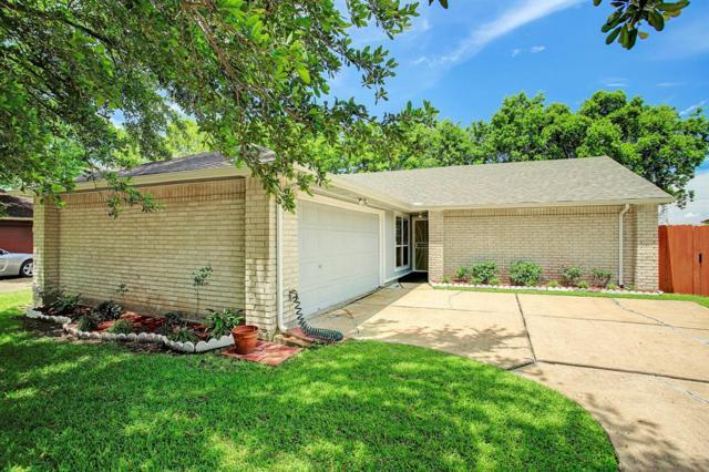 17234 Pastoria Drive, Houston, TX 77083 (MLS #82619993) :: Caskey Realty