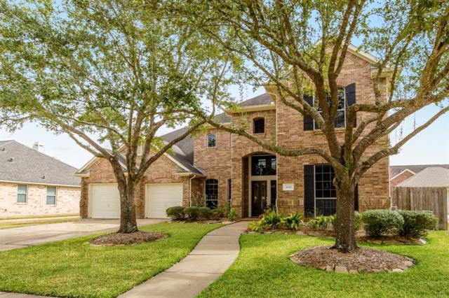 3019 Newbrook Drive, Pearland, TX 77584 (MLS #82630025) :: Texas Home Shop Realty