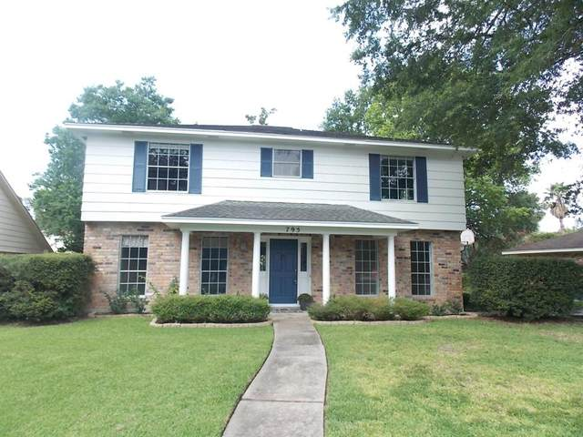 795 Norwood Drive, Beaumont, TX 77706 (MLS #82633926) :: Lerner Realty Solutions