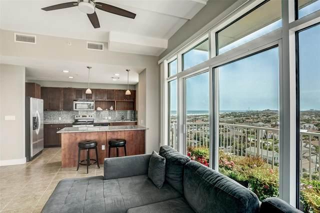 500 Seawall #801, Galveston, TX 77550 (MLS #82637943) :: Connect Realty