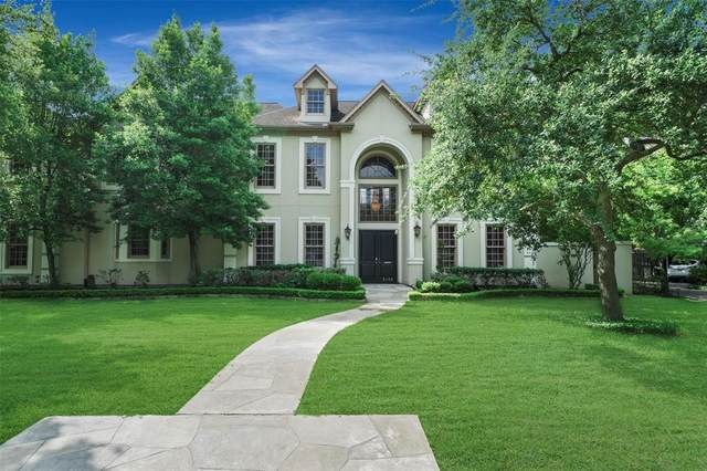 5405 Huckleberry Lane, Houston, TX 77056 (MLS #82658475) :: Guevara Backman