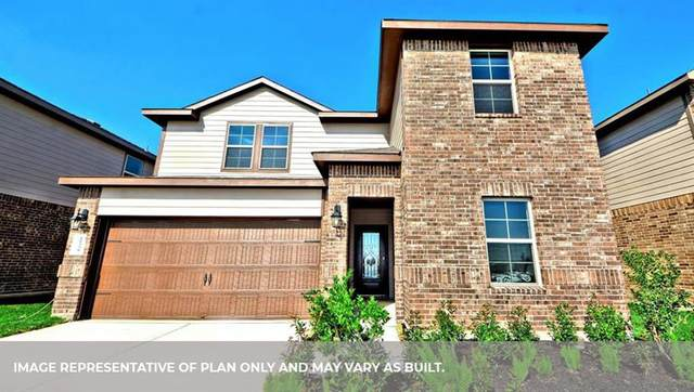 414 Rain Water Lane, Baytown, TX 77523 (MLS #82659490) :: My BCS Home Real Estate Group