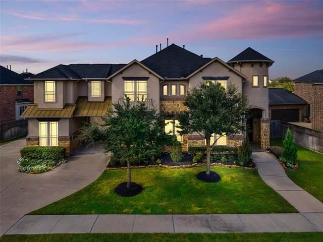 5706 Mustang Ridge Lane, Fulshear, TX 77441 (MLS #82664270) :: Connect Realty
