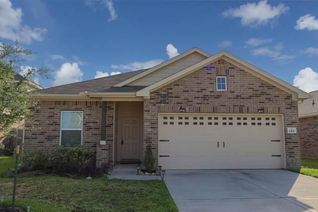 2421 Pearl Court, Texas City, TX 77591 (MLS #82666590) :: Rachel Lee Realtor