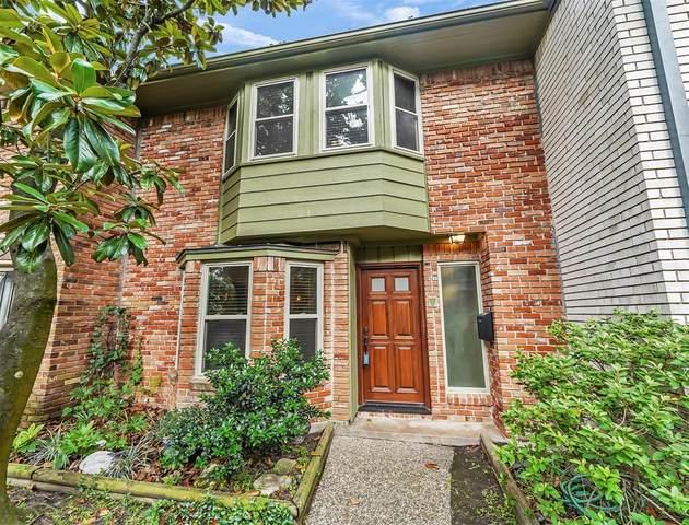 5534 Holly Street B, Houston, TX 77081 (MLS #82669668) :: Ellison Real Estate Team