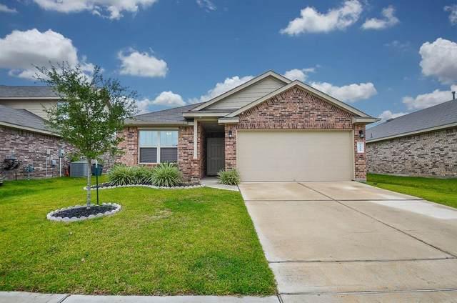 5422 Matilda Bend Lane, Katy, TX 77449 (MLS #82689442) :: Ellison Real Estate Team