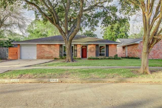 7418 Carew Street, Houston, TX 77074 (MLS #82693171) :: Texas Home Shop Realty