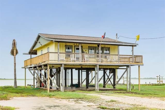 4607 Bayshore Drive, Freeport, TX 77541 (MLS #82701094) :: My BCS Home Real Estate Group