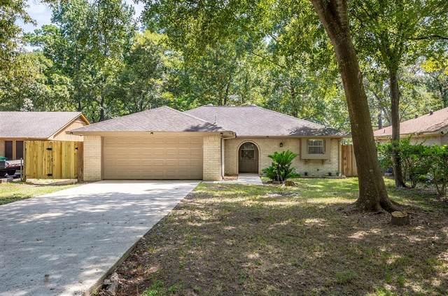 22114 Rustic Bridge Lane, Kingwood, TX 77339 (MLS #82717504) :: Green Residential