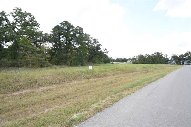 Lots 6 and 7 Hampton Court, Iola, TX 77861 (MLS #82725304) :: The SOLD by George Team