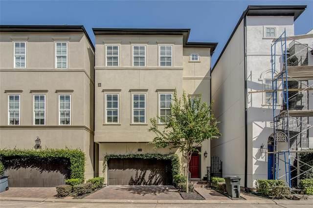 1728 Upland Lakes, Houston, TX 77043 (MLS #82738548) :: Texas Home Shop Realty