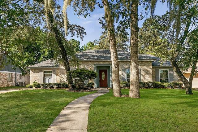 10019 Cantertrot Drive, Humble, TX 77338 (MLS #82756452) :: The Freund Group