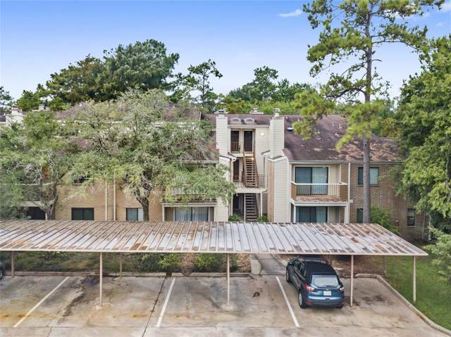 3500 Tangle Brush Drive #143, The Woodlands, TX 77381 (MLS #82766700) :: The Home Branch