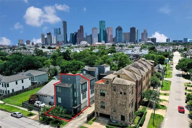 1817 Crockett Street C, Houston, TX 77007 (MLS #827759) :: The SOLD by George Team