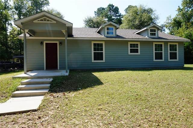 271 Forest Lane, Coldspring, TX 77331 (MLS #82777495) :: The Freund Group
