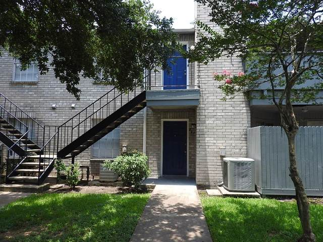 9797 Leawood Boulevard #207, Houston, TX 77099 (MLS #82813321) :: Connect Realty