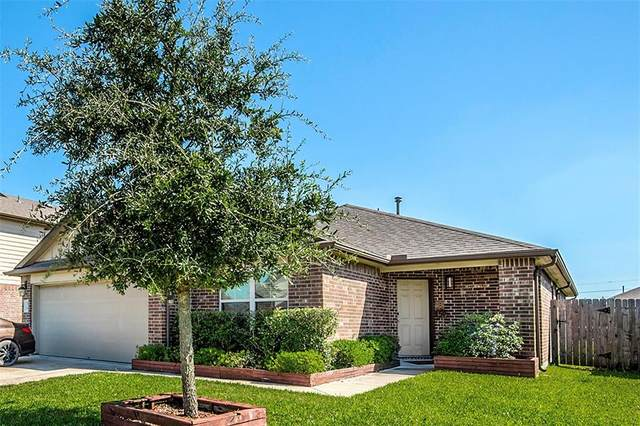 59 Rodeo Crest Drive, Manvel, TX 77578 (MLS #82814304) :: Rose Above Realty
