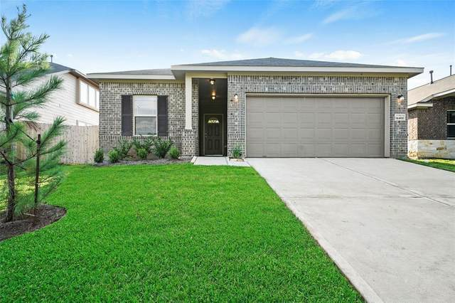 14177 Harlequin Drive, Willis, TX 77318 (MLS #82821463) :: The Queen Team