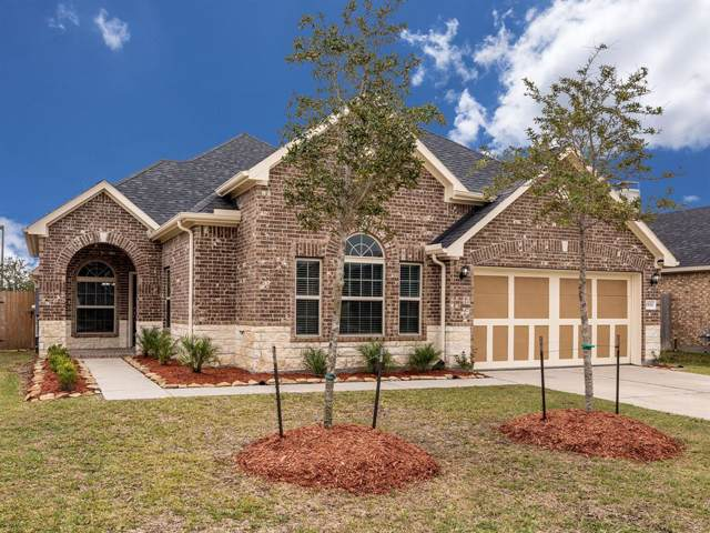 1533 Palo Duro Canyon Drive, League City, TX 77573 (MLS #82822727) :: The Bly Team