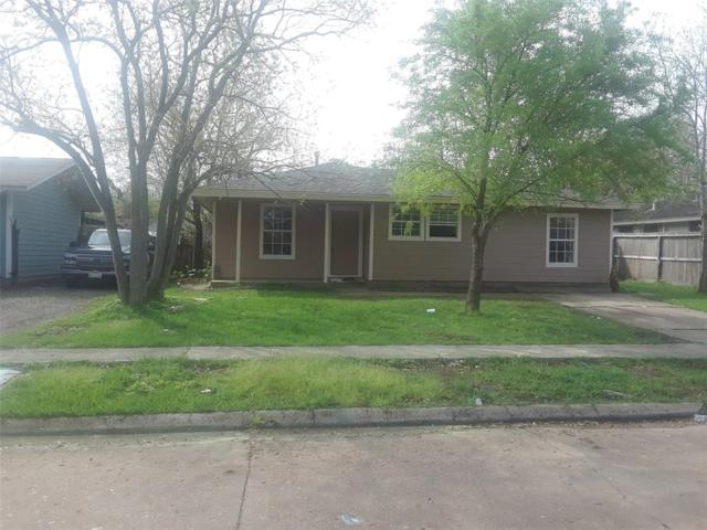 2314 Norman Street, Pasadena, TX 77506 (MLS #82827654) :: REMAX Space Center - The Bly Team