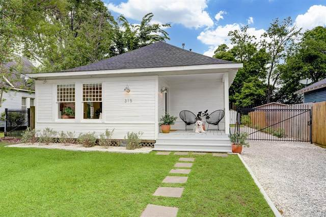 315 Pecore Street, Houston, TX 77009 (MLS #82832450) :: The SOLD by George Team