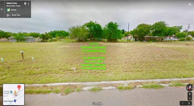 7112 Dahlia Circle, Brownsville, TX 78520 (MLS #82834653) :: Texas Home Shop Realty