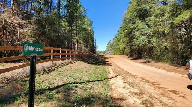 1 Mendez Road, Willis, TX 77378 (MLS #82837533) :: Connect Realty