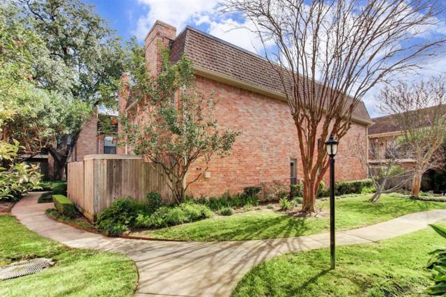 1601 S Shepherd Drive #45, Houston, TX 77019 (MLS #82838424) :: Texas Home Shop Realty