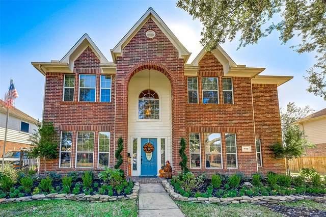 9710 Harrison Lane, Missouri City, TX 77459 (MLS #8285165) :: Lerner Realty Solutions