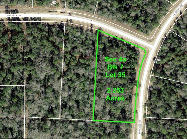 4a-7-35 Grizzly Lane, Huntsville, TX 77340 (MLS #82856794) :: The SOLD by George Team
