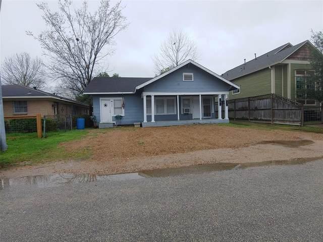 507 Enid Street, Houston, TX 77009 (MLS #82870840) :: Giorgi Real Estate Group