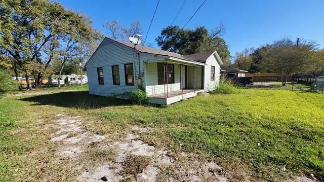 7325 Bywood Street, Houston, TX 77028 (MLS #82877831) :: The Freund Group