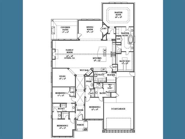 511 Woodsy Pine Court, Conroe, TX 77304 (MLS #82894522) :: Bay Area Elite Properties