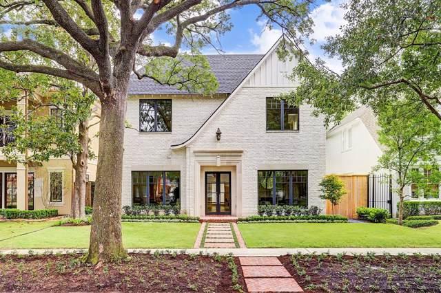1821 Wroxton Road, Houston, TX 77005 (MLS #82895807) :: Ellison Real Estate Team