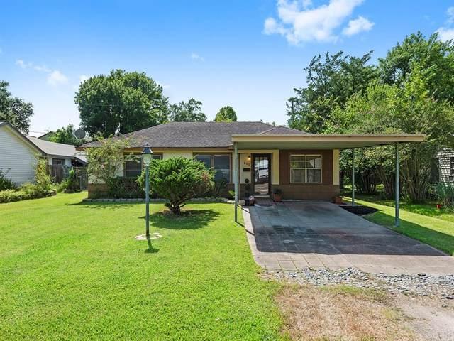 205 Begonia Lane, Highlands, TX 77562 (MLS #82896238) :: Lerner Realty Solutions