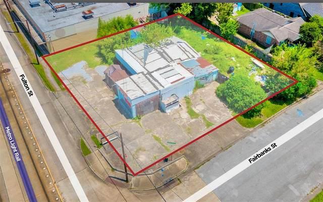5602 Fulton Street, Houston, TX 77009 (MLS #8289752) :: My BCS Home Real Estate Group