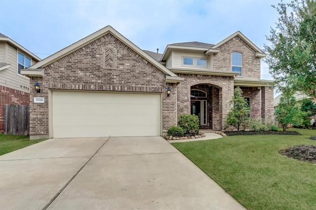21110 Barrett Creek Lane, Richmond, TX 77407 (MLS #82903074) :: Team Parodi at Realty Associates