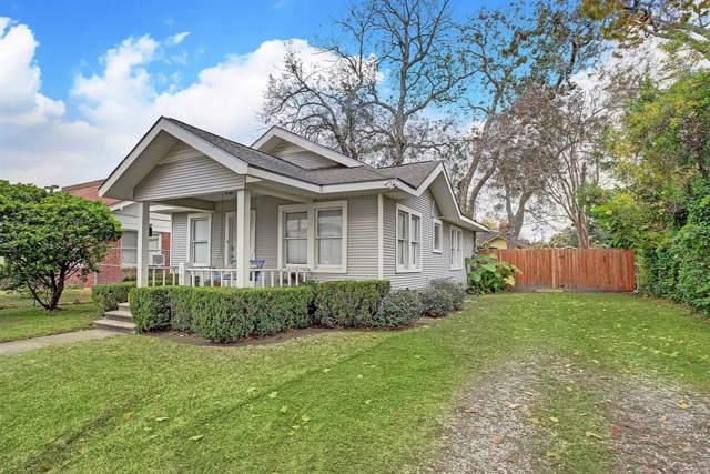 107 E 23rd Street, Houston, TX 77008 (MLS #82904734) :: Texas Home Shop Realty
