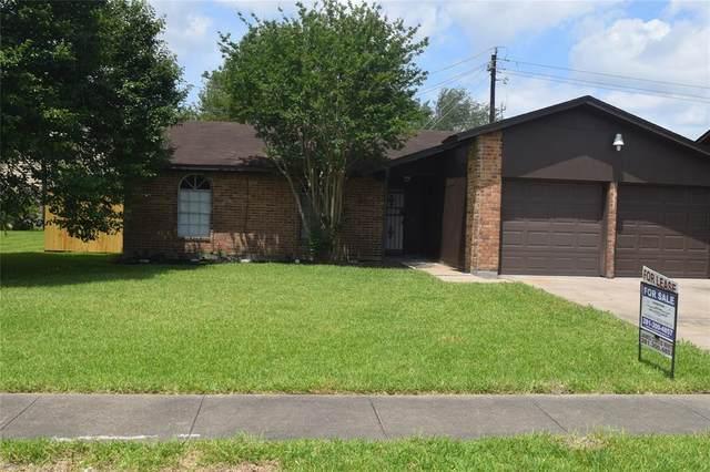 15934 Kenbriar Drive, Houston, TX 77489 (MLS #82905670) :: Homemax Properties