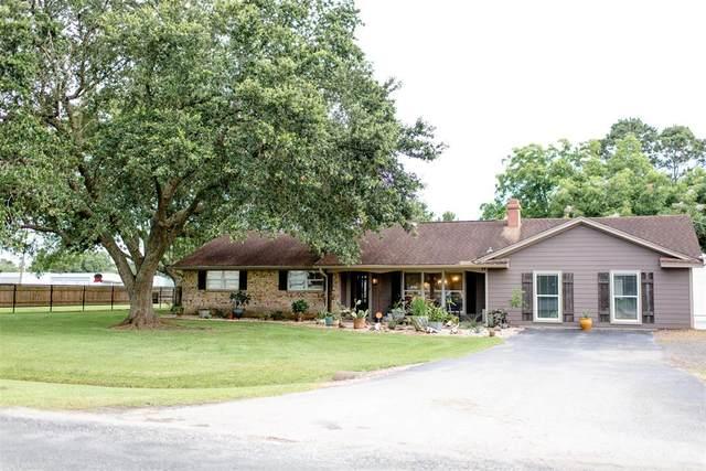 105 N Lake Drive, Winnie, TX 77665 (MLS #82910824) :: Caskey Realty